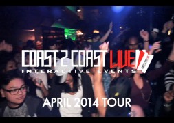 Coast 2 Coast LIVE 10 City National Tours (WSHH)