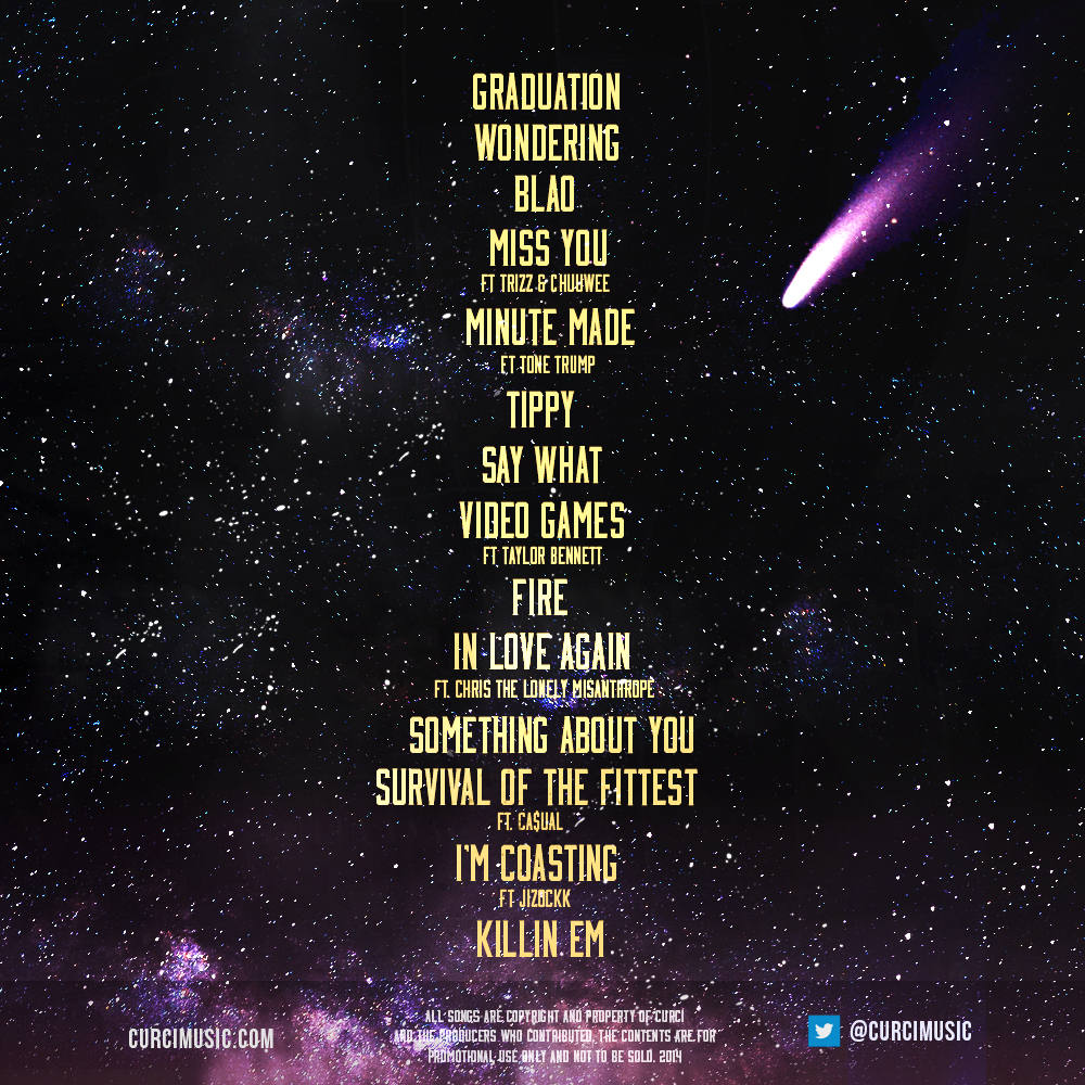 Tracklist Cover