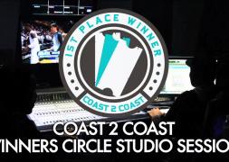 Coast 2 Coast LIVE Winners Circle Studio Session with J Rob