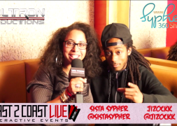 Sista Sypher Interviews Jizockk